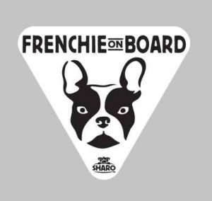 frenchy sticker