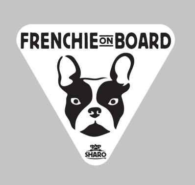 frenchy sticker